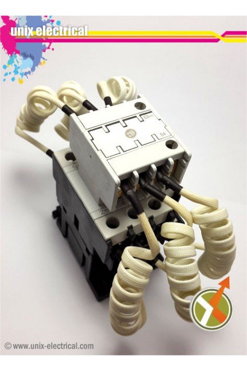 Kontaktor Kapasitor SC-P25 Shihlin Electric