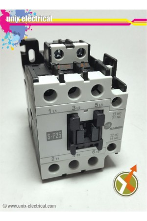 Magnetic Contactor 3P S-P25 Shihlin Electric