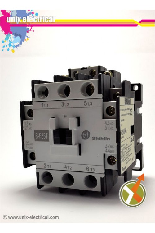Magnetic Contactor 3P S-P35T Shihlin Electric