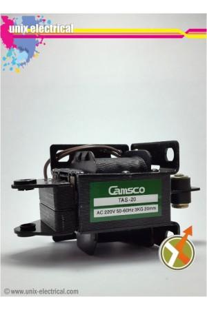 AC Solenoid TAS-20 Camsco