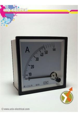 Amperemeter Analog 72 mm CIC