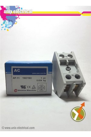 Auxiliary Contact AP-11 Shihlin Electric