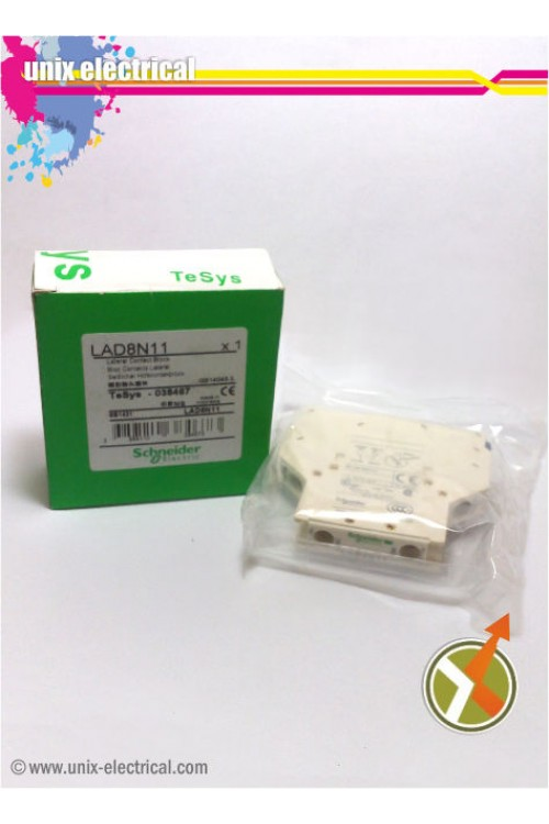 Auxiliary Contact LAD8N11 Schneider Electric