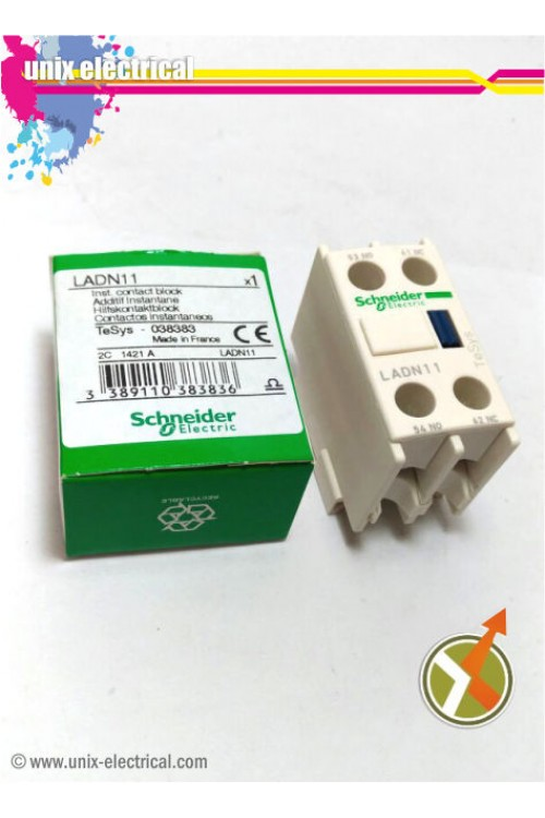 Auxiliary Contact LADN11 Schneider Electric