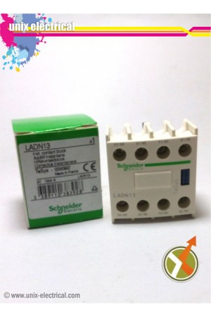 Auxiliary Contact LADN13 Schneider Electric