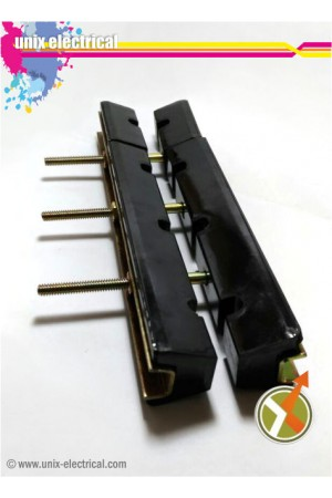 Busbar Support Model Jepit BS-412