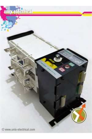 Change Over Switch 4P 400A Motorized SAD Salzer