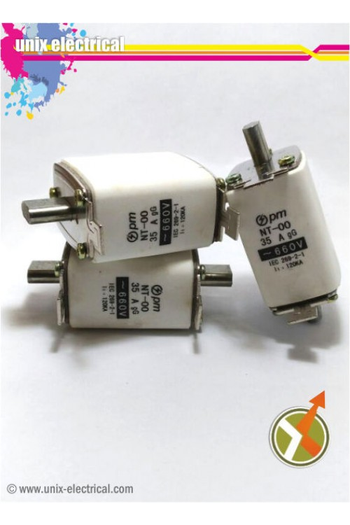 Fuse NH00 Series PM