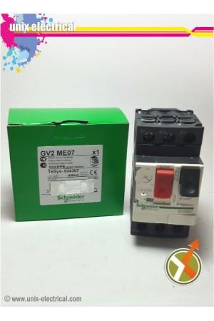 Motor Circuit Breaker GV2ME07 Schneider Electric