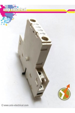 Auxiliary Contact GV3A02 Schneider Electric