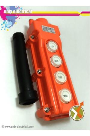 Hoist Push Button COB6-4 Ewig