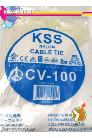 Cable Ties CV-100 KSS