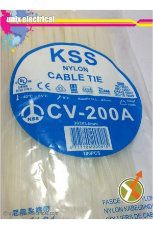 Cable Ties CV-200A KSS