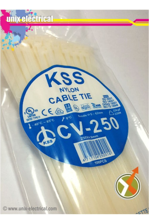 Cable Ties CV-250 KSS