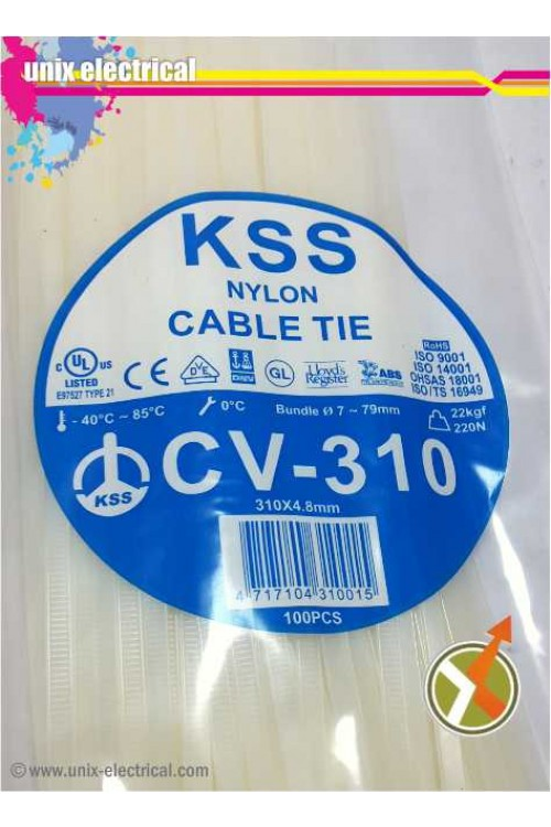 Cable Ties CV-310 KSS