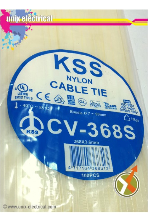 Cable Ties CV-368S KSS