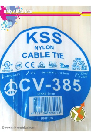 Cable Ties CV-385 KSS