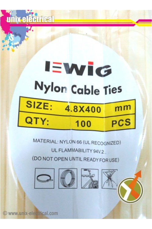 Cable Ties CV-400 Ewig