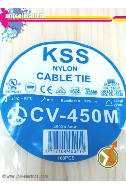 Cable Ties CV-450 KSS