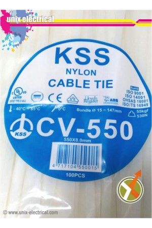 Cable Ties CV-550 KSS