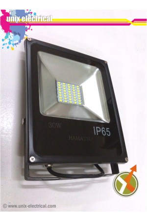 Kap Flood Light Slim Hamatsu