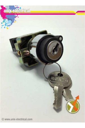 Selector Key Switch LAY5-BG21 Fort