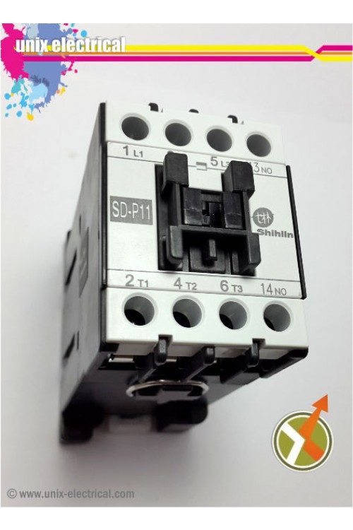 Magnetic Contactor DC SD-P21 Shihlin Electric