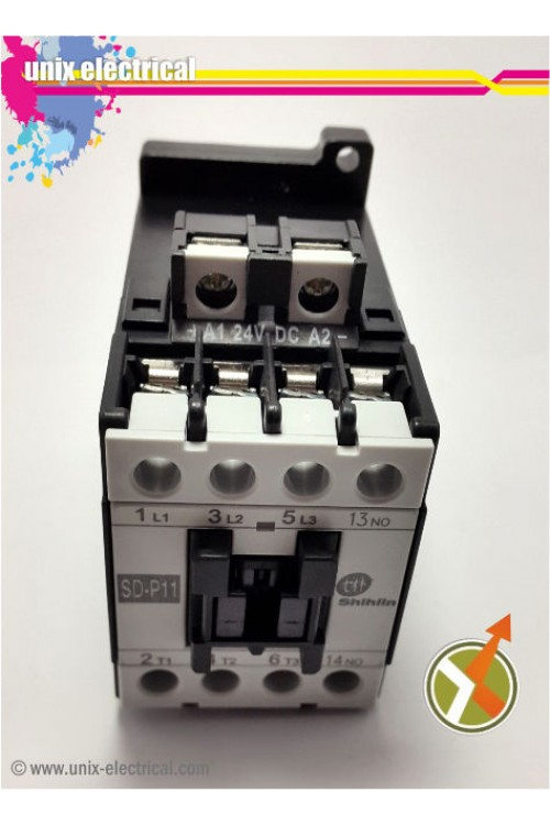 Magnetic Contactor DC SD-P11 Shihlin Electric