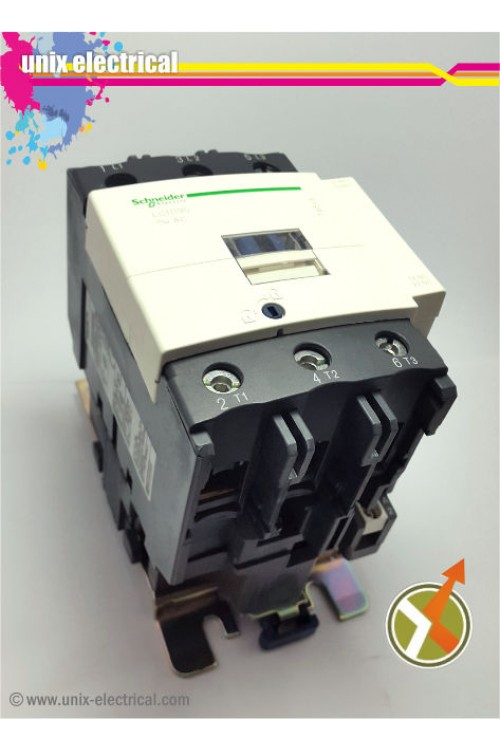 Kontaktor LC1D80 Series Schneider Electric