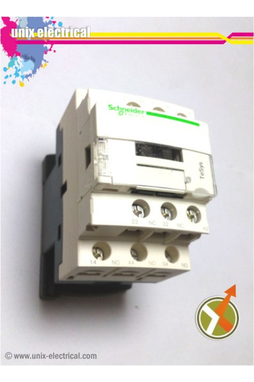 Kontaktor Relay CAD32M7 Schneider Electric