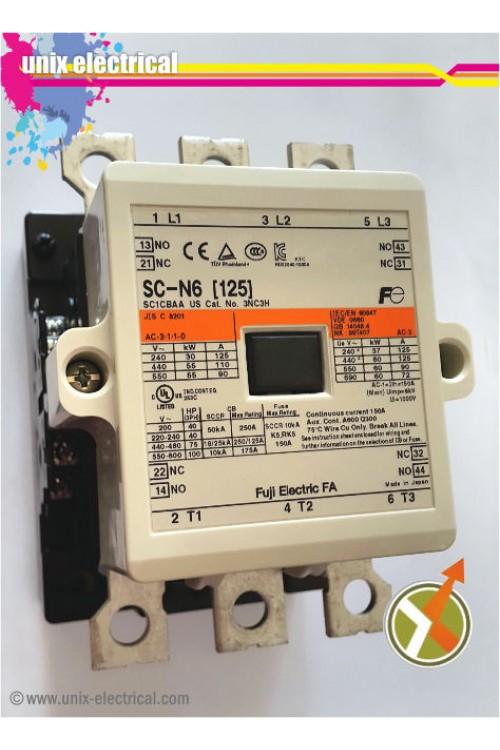 Kontaktor 3P SC-4-0 Fuji Electric