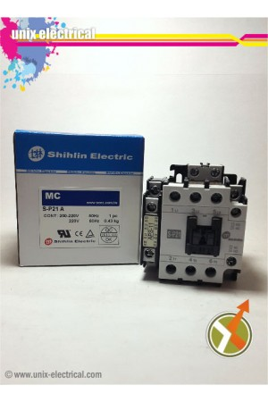 Magnetic Contactor 3P S-P21A Shihlin Electric
