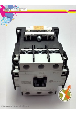 Magnetic Contactor 3P S-P40T 22kW Shihlin Electric