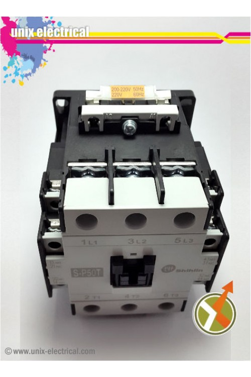 Magnetic Contactor S-P30T Shihlin Electric