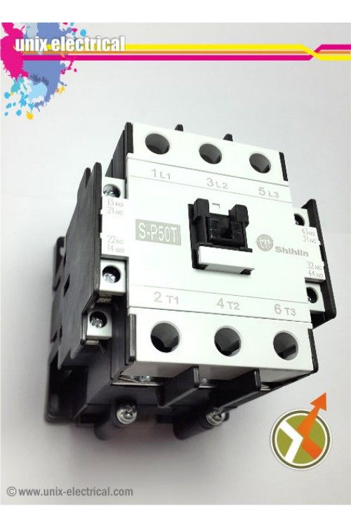 Magnetic Contactor S-P50T Shihlin Electric