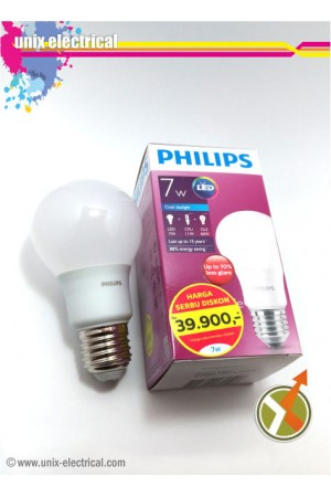 Lampu LED Bulb 7W Philips