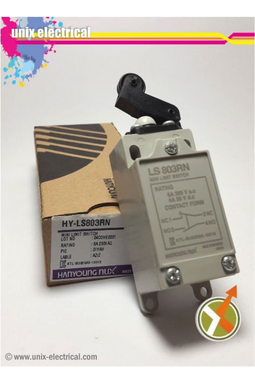 Limit Switch LS803RN Hanyoung