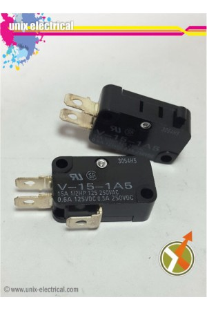 Micro Switch V-15-1A5 Omron