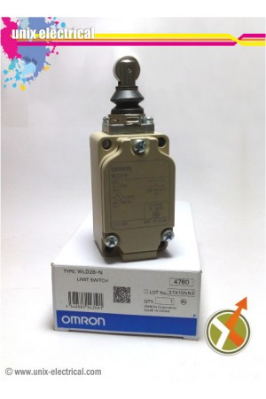 Limit Switch WLD28-N Omron