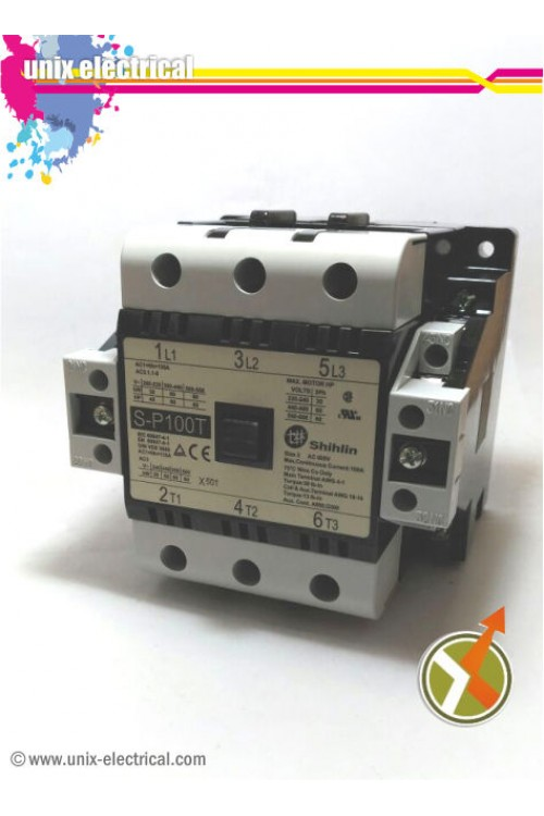 Magnetic Contactor 3P S-P100T Shihlin Electric