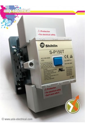 Magnetic Contactor 3P S-P150T Shihlin Electric