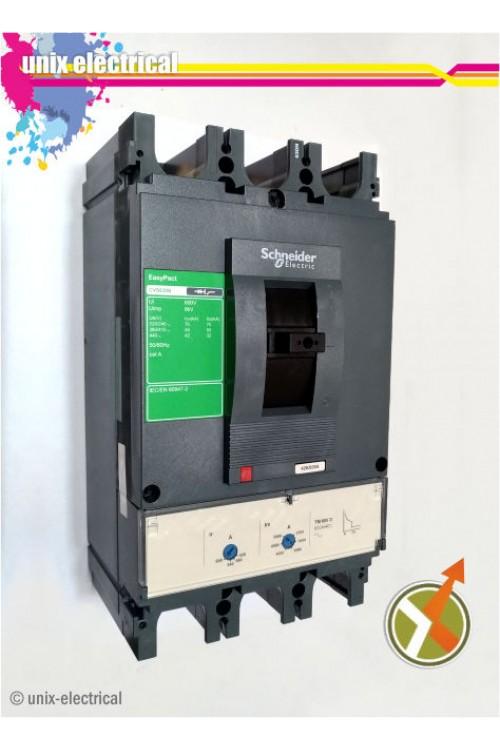 MCCB 3P CVS630N dengan TMD Trip Schneider Electric
