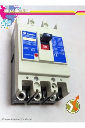 MCCB BM100MN Series Shihlin Electric