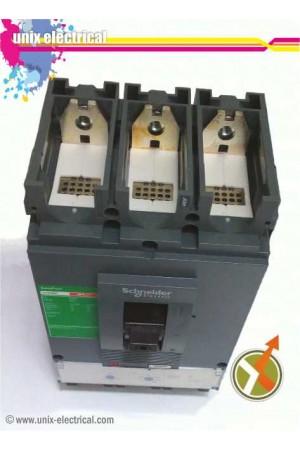 MCCB 3P EZC100N Series Schneider Electric