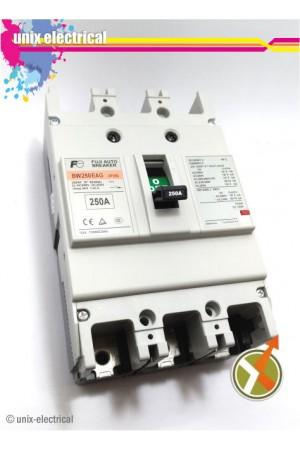 MCCB 3P BW250EAG Fuji Electric