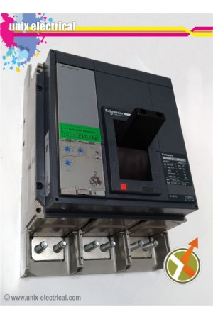 MCCB 3P NS1000N Manually Operated Schneider Electric
