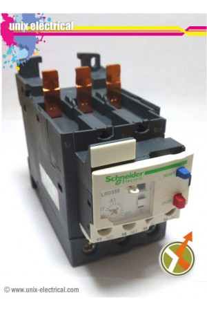Thermal Overload Relay LRD350 Schneider Electric