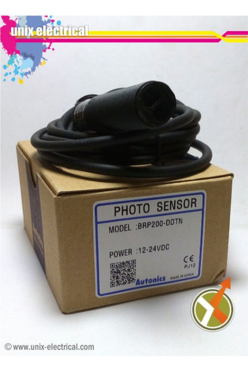Photoelectric Sensor BRP200-DDTN Autonics
