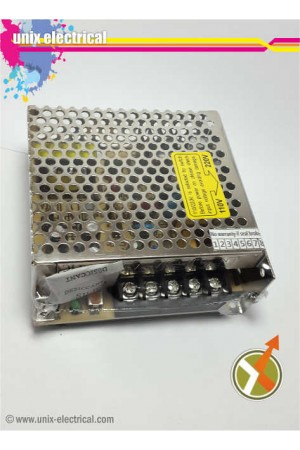 Power Supply DC12V Shemsco