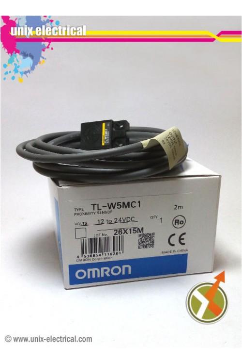 Proximity Sensor TL-W5MC1 2M Omron